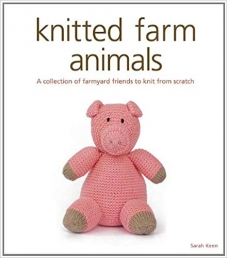 Knitted Farm Animals Photo